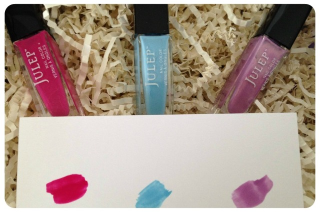 Julep May Samples