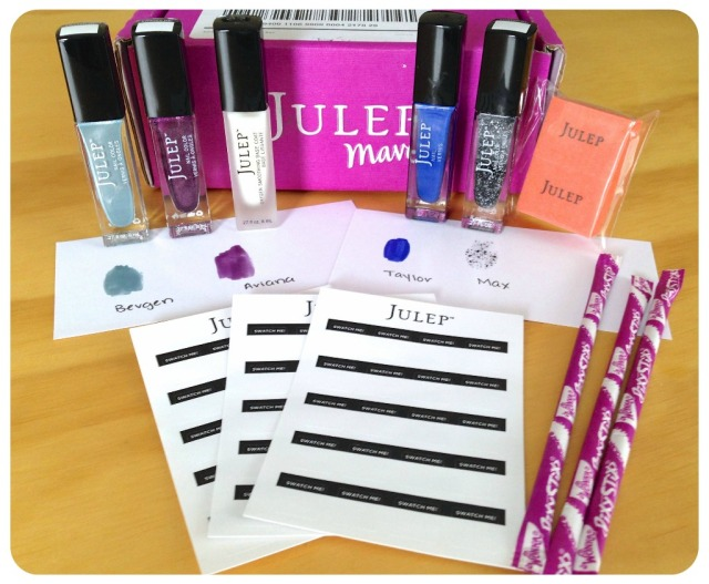Julep June overall