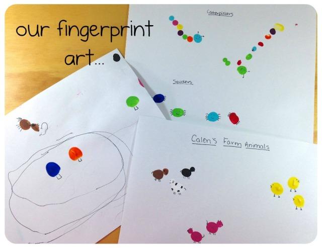 Fingerprint Title